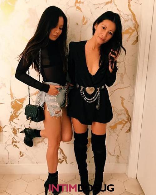 Проститутка Людмила и Света