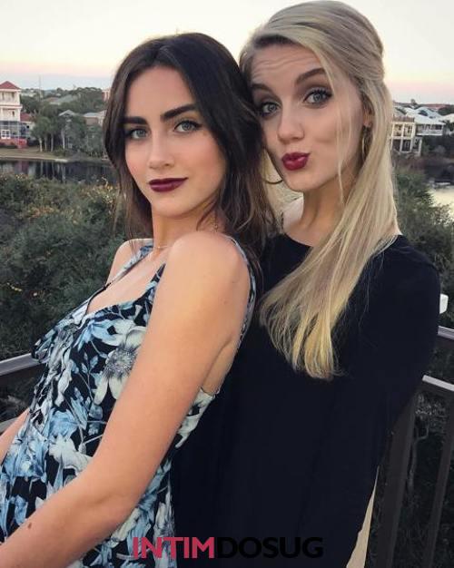 Проститутка Полина и Саша