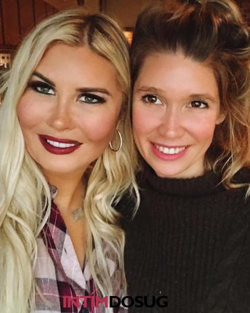 Проститутка Лида и Карина