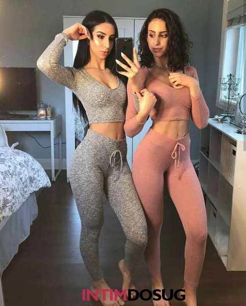 Проститутка Карина и Вера