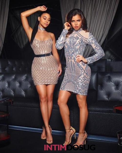 Проститутка Лора и Алена