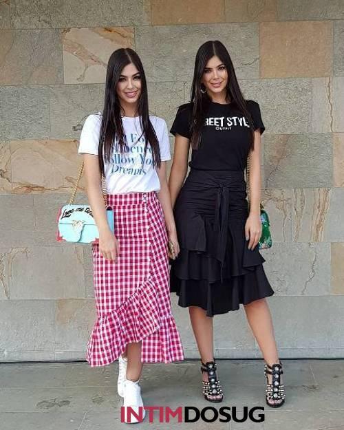 Проститутка Вера и Лиза